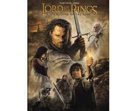 The Lord of the Ring - The Return of the King (Piano/Vocal/Accords) - Warner Bros Publications