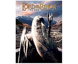 The Lord of the Ring -The Two Towers (Piano/Vocal/Accords) - Warner Bros Publications