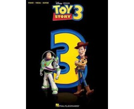 Toy Story 3 (Piano, vocal, guitar) - Hal Leonard