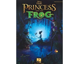 The Princess and the Frog (Piano, Vocal, Guitar) - Hal Leonard