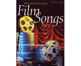 100 of the Greatest Film SongsEver (Piano, Voice & Guitar) - Wise Publications