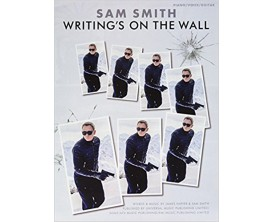 Sam Smith Writing's On The Wall (Piano, Vocal, Guitar) - Wise Publications