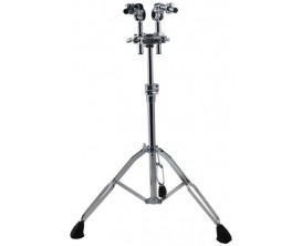 PEARL T-1030 - Stand double pour Tom, avec 2 attaches Th-1030S