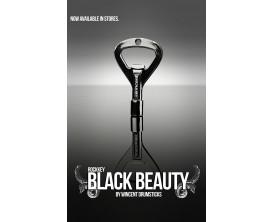 WINCENT RockKey Black Beauty - Clef de batterie / ouvre-bouteille, Noir