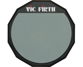 VIC FIRTH PAD6 - PRACTICE PAD 6""
