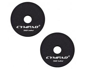 CYMPAD MD50 - Moderator 50, Paire de feutres pour cymbale 50 mm