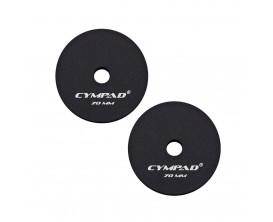 CYMPAD MD70 - Moderator 70, Paire de feutres pour cymbale 70 mm