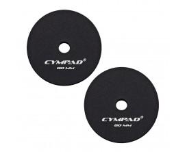 CYMPAD MD80 - Moderator 80, Paire de feutres pour cymbale 80 mm
