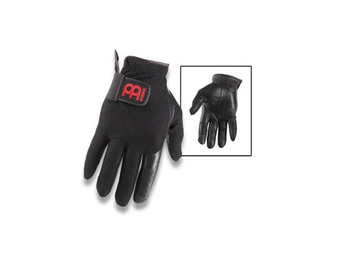 299c9a2d13c98 MEINL MDG-M Paire de gants noirs pour batteur - Taille M - Rockamusic