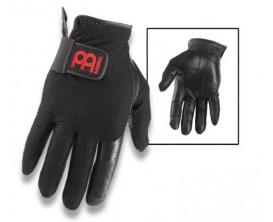 MEINL MDG-M Paire de gants noirs pour batteur - Taille M