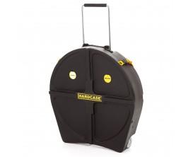 "Hardcase HN9CYM22 - 22"" Cymbal Case - 9 W/8 Dividers"