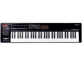ROLAND A-800PRO-R - Clavier Midi Usb 61 touches