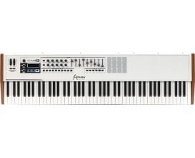 ARTURIA Keylab 88 WH - Clavier maître toucher lourd (Fatar), 88 notes, blanc