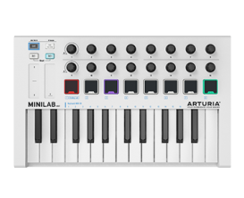 ARTURIA MiniLab mkII (Seconde édition, new 2017)