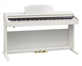 ROLAND RP501R-WH Piano Digital Blanc