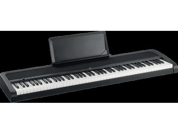 KORG B1 BK - Piano Compact 88 notes, système HP amélioré, Noir