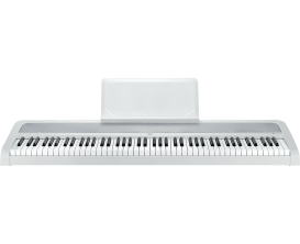 KORG B1 WH - Piano Compact 88 notes, système HP amélioré, blanc