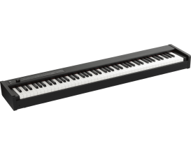 KORG D1 BK - Piano Ultra Compact 88 notes, noir