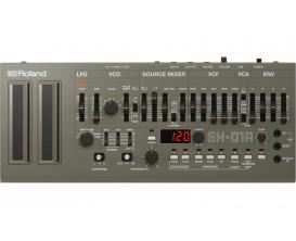 ROLAND SH-01A - Synthé à modélisation analogique en rack, compatible K-25m, série Boutique