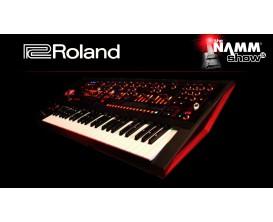 ROLAND JD-XA - Synthétiseur hybride numérique *