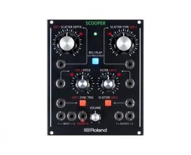 Roland Scooper - Effet Modulaire, enregistreur de boucles simples avec effet Scatter