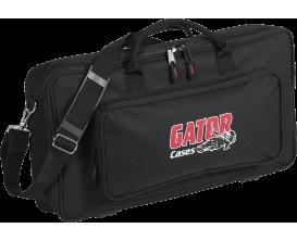 GATOR GK2110 - Housse pour multi-effets ou petit clavier type Micro Korg (572 X 292 X 102 mm)