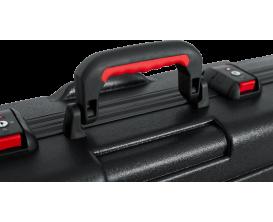 GATOR GTSA-KEY76 - Etui en polyéthylène pour clavier 76 touches, fermetures TSA, roulettes