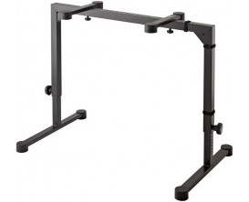 K&M 18810 - Stand clavier Omega noir