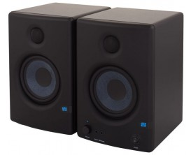 """PRESONUS Eris E4.5 - Paire de moniteurs studio, HP 4.5"""" Kevlar + tweeter 1"""", 50 watts (1 boite)"""
