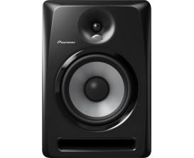Pioneer S-DJ80X - Moniteur Bass Reflex biamplifié 90W 8'' + 1''', noir (à l'unité)