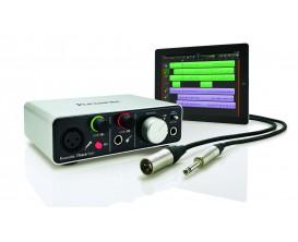 FOCUSRITE iTrack Solo Lightning - Interface audio iTrack Solo, Version Connecteur Apple Lightning