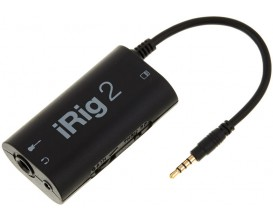 IK MULTIMEDIA iRig 2 - Interface Guitar Pour iPhone, iPad, iPod Touch, Mac