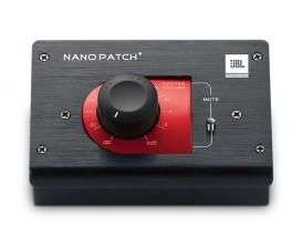 JBL NANO PATCH + Contrôleur de volume passif 1 entrée Stereo et 1 paire de moniteurs, switch mute *