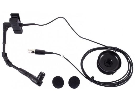 SHURE WB98 H/C - Micro pince pour instruments à vent ou percussions (Mini XLR)