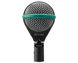 AKG D112 MKII - Dynamic Microphone, version 2