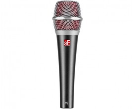 SE ELECTRONICS V7 - Premium Dynamic Vocal Microphone