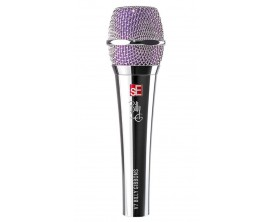 SE ELECTRONICS V7 BFG - Premium Dynamic Vocal Microphone. Signature Billy F. Gibbons