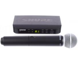 SHURE BLX24/SM58- Pro Wireless Vocal