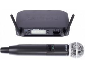 SHURE GLXD24/SM58 - Pro Wireless Vocal (Digital Version)