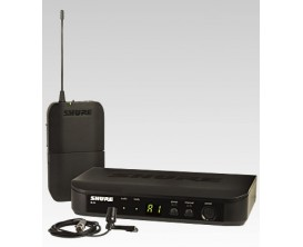 SHURE BLX14E/CVL - Lavalier Wireless System