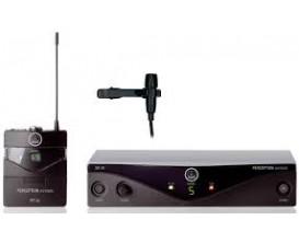 AKG WMS45 Perception Presenter Set - Micro Lavalier sans fil