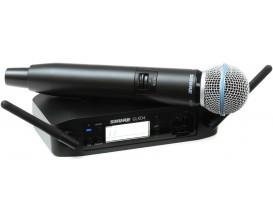 SHURE GLXD24/BETA58 - Pro Wireless Beta Vocal (Digital Version)