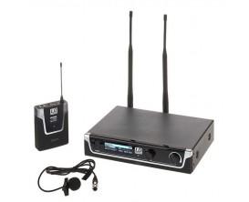 LD SYSTEMS U508 BPL - Système micro sans fil avec émetteur ceinture et micro cravatte