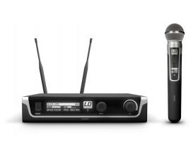 LD SYSTEMS U508 HHD - Système micro sans fil avec micro main dynamique
