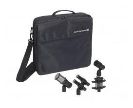 BEYERDYNAMIC TG Drum Set Pro S - Kit 4 micros pour batterie, avec housse rangement