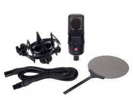 SE ELECTRONICS X1S Vocal Pack - Pack Micro X1S + suspension + Anti Pop + Cable 3m
