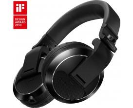 Pioneer HDJ-X7-K - Casque DJ circum-aural professionnel, noir