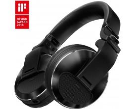 Pioneer HDJ-X10-K - Casque DJ circum-aural professionnel de référence, noir