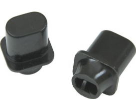 "FENDER 0994937000 - Pure Vintage Telecaster® ""Top-Hat"" Switch Tips, Black (2)"