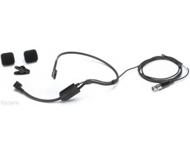 SHURE PGA31-TQG - Micro headset mini xlr 4 pin